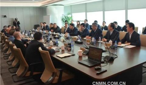 中国五矿与紫金矿业就进一步加强合作进行深入交流