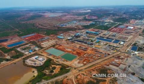 华刚矿业2020年总铜产量突破15万吨