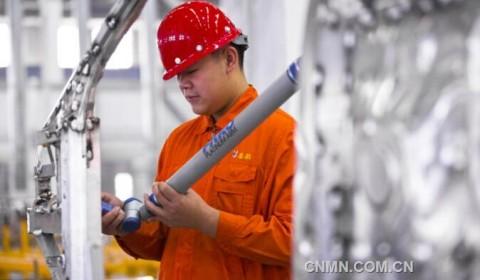 精深加工分立 中国忠旺打造子公司专注新能源汽车市场