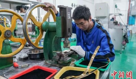贺州打造黄金珠宝产业园 大湾区逾40家企业入驻