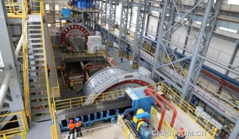 紫金矿业世界级佩吉铜金矿试生产大幕拉启