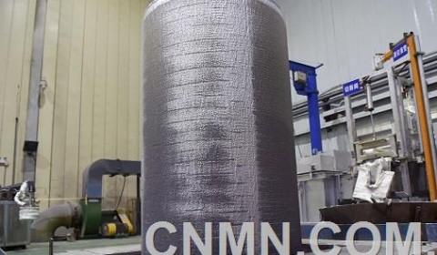 国内最大规格高强高韧铝合金圆铸棒在新疆众和研制成功